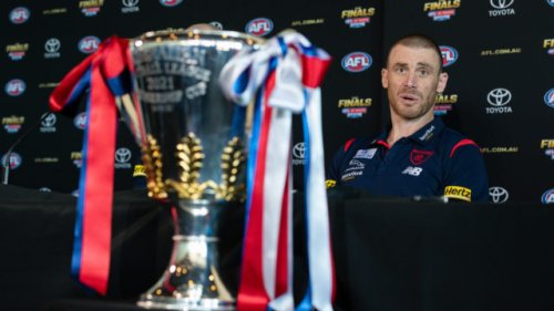 'We're ready': Demons primed for AFL Grand Final, says coach