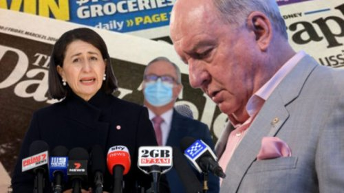 From Alan Jones to Gladys Berejiklian, News Corp walks a delicate line on COVIDpolitics