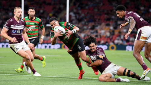 Rabbitohs make easy work of Manly to lock in grand final berth