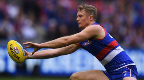 Western Bulldogs make two changes for AFL grand final