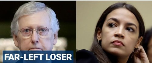 McConnell hits back at AOC's criticism: She can't even sell her far-left agenda to her own party