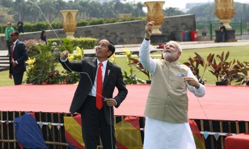 Indian PM Modi Acts East with Indonesian Strategic Pact - The News Lens International Edition
