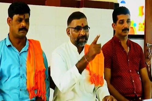 Hindu Mahasabha leader arrested for issuing threat to Karnataka CM Bommai