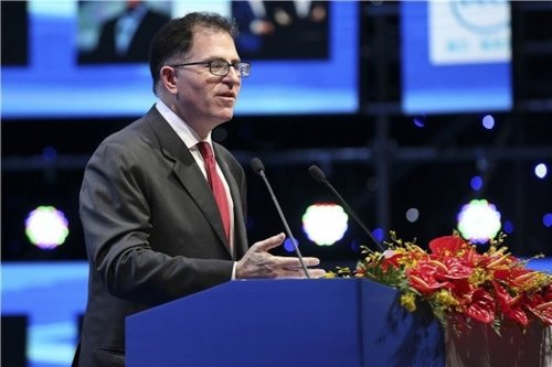 75% of data to be processed outside of data centre or cloud by 2025: Michael Dell