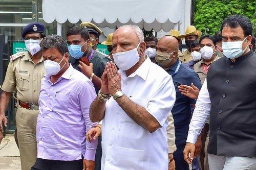 History repeats itself: A brief look at the many resignations of Karnataka's CMs