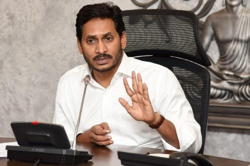 CM Jagan writes to PM Modi as AP runs out of vaccine stock