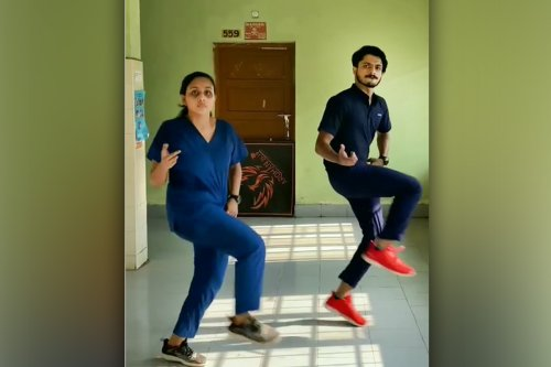 Kerala man makes communal remark on viral dancing medicos, support pours in for them