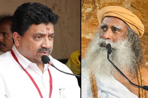 TN Finance Minister PTR takes on Jaggi's Isha Foundation, war of words follows