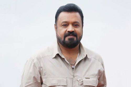 Suresh Gopi's 'salute' controversy: Youth Cong mocks BJP MP using his own film