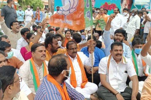 Cow slaughter, Tipu Sultan statue: In AP, BJP is bringing Hindutva politics into focus