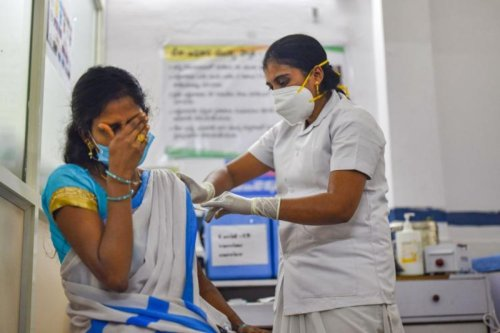 Two doses of vaccine provide 77% protection against hospitalisation: CMC Vellore study