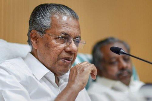 Pinarayi writes to PM Modi, requests Kerala be allocated entire oxygen it produces
