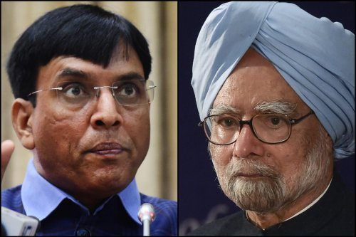 Health Min took photos of an ill Manmohan Singh despite objections, says family