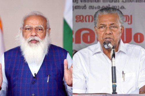 State govts need assured quota of vaccines for free: Kerala CM writes to PM Modi
