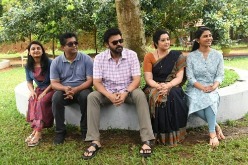 Venkatesh wraps up shooting for 'Drushyam 2'