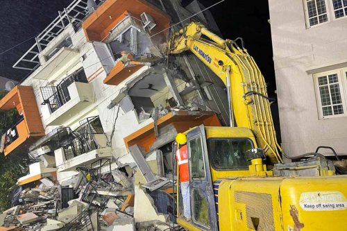 Why buildings are collapsing like a house of cards in Bengaluru