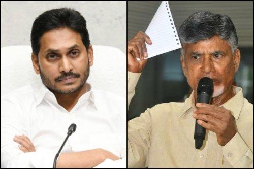 Tirupati bye-poll: YSRCP complains to ECI against TDP for 'false propaganda'