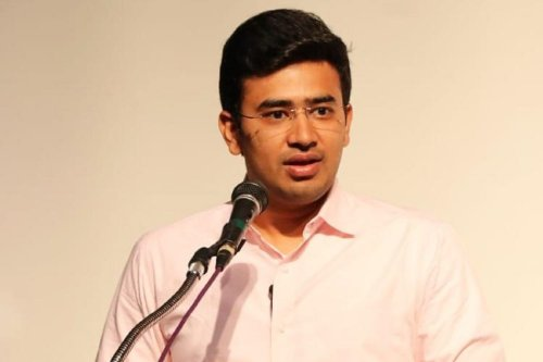 Tejasvi Surya wants Fabindia to bear 'economic cost' for naming its collection 'Jashn-E-Riwaaz'