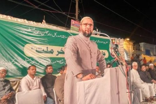 After electoral victory in north Karnataka, AIMIM to contest in Bengaluru civic polls