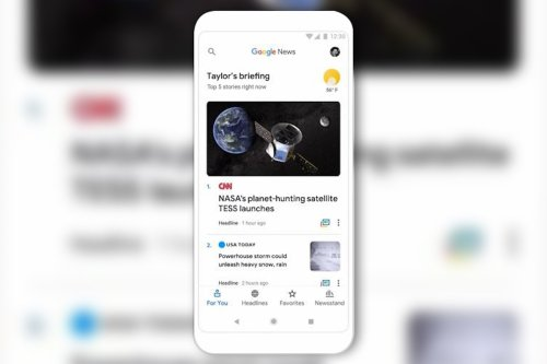 Google rolls out News Showcase in India with 30 news publishers