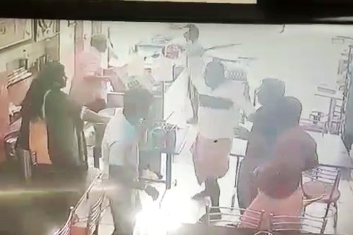 Madurai restaurant worker stabbed multiple times in broad daylight, police nab four