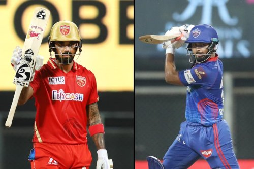 Delhi Capitals vs Punjab Kings: It's a battle of brittle middle-orders