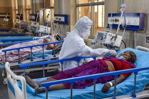 Who gets to live? COVID-19 is causing moral distress among India's healthcare workers