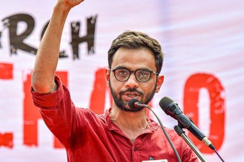 Bail granted to Umar Khalid in 2020 Delhi riots case