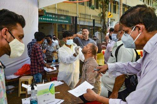COVID-19 test positivity rate drops below 5% in Karnataka, below 2% in Bengaluru