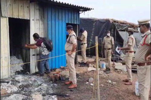 Six migrant workers charred to death in prawn hatchery in Andhra's Guntur