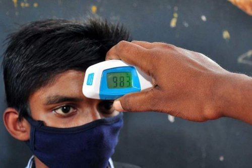 GHMC fever survey finds over 1,400 persons with COVID-19 symptoms in Hyderabad