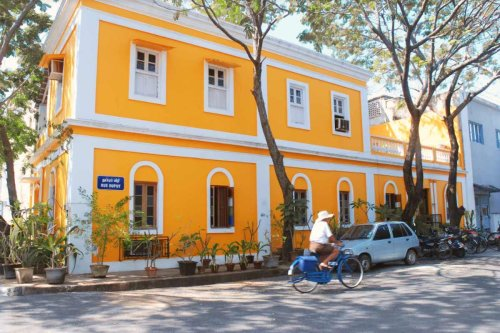With traces of France and ancient Rome, Puducherry is more than it seems