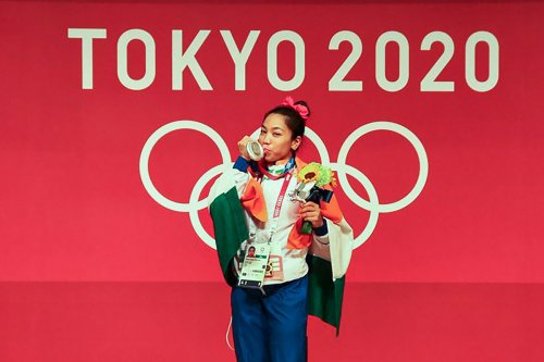 Saikhom Mirabai Chanu: One Olympic medal and its many stories
