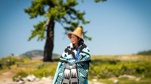 Swinomish elder Shelly Vendiola shares key to peace learned from teachings of her Tribe