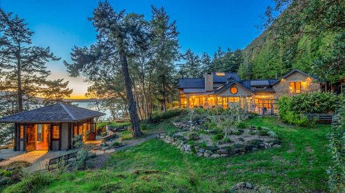 Orcas Island's $14 million 'Madroneagle' no longer makes sense for Oprah, agent says