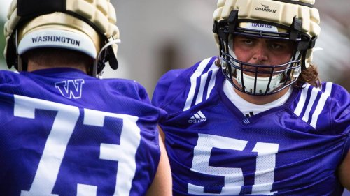 Fans at Husky Stadium, impact players and more from the first week of UW spring practice