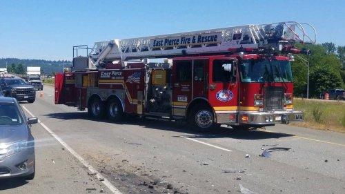 Woman, 81, killed in 3-car crash in Sumner has been identified