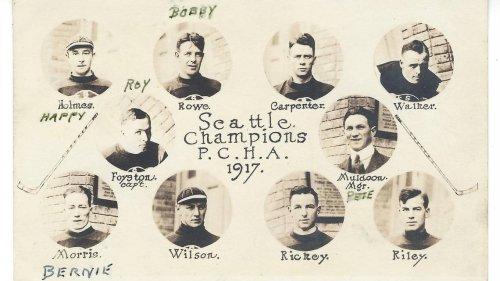 Seattle hockey history — teams before the Kraken include America's first Stanley Cup winner