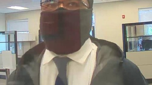 Dapper suspect hits four banks in Tacoma — police ask for public's help to identify him