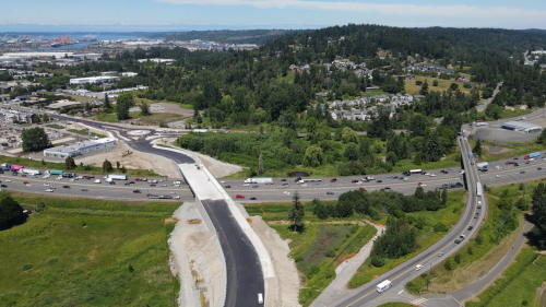 Here's how much Washington will get for roads, bridges and more from Biden infrastructure deal