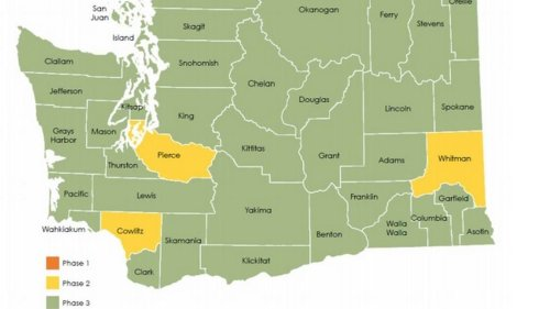 Thurston County adds three deaths, 23 COVID-19 cases Tuesday