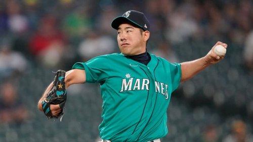 Kikuchi strikes out six, Mariners drop Rays 5-1