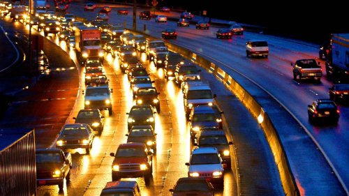Literally seeing red when headlights are coming your way? Here's what the law says