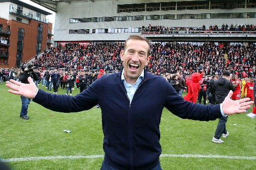 JE3 Foundation marks two year anniversary of Justin Edinburgh's passing