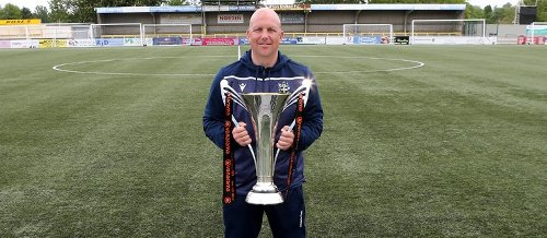 Sutton United boss Matt Gray named as National League Manager of the Year