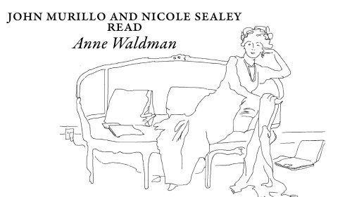 Poets on Couches: John Murillo and Nicole Sealey Read Anne Waldman