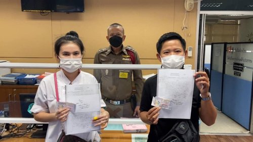 Ban Bueng couple wins first prize in Thai lottery, 12 million baht - The Pattaya News
