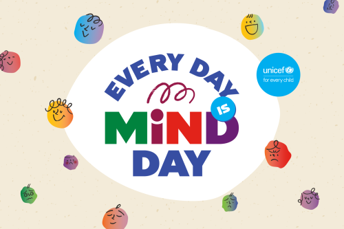 Break the silence on mental health in Thailand with UNICEF's Every Day is Mind Day