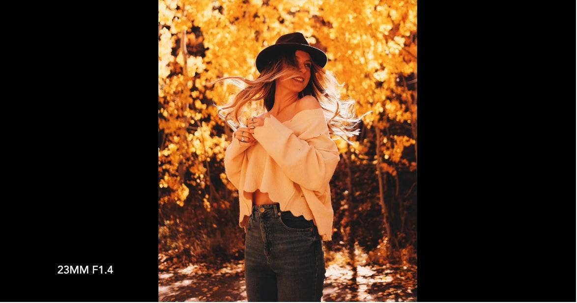 These Fall Portrait Ideas Include Sunkissed Golden Hour Glow!