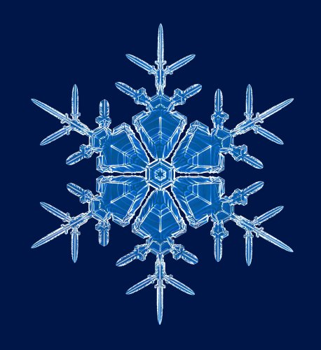 Kenneth Libbrecht: Photographing Lab-Made Snowflakes